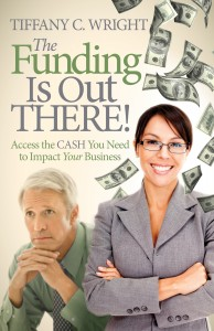 The Funding Is Out There book cover