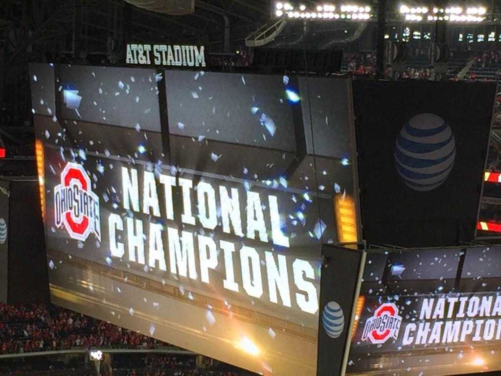 National champions!