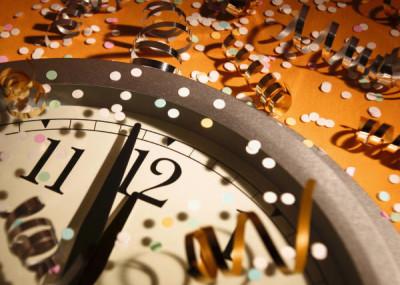 celebratory New Year